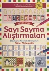 Çocuk Gezegeni - Etkinliklerle Matematik Öğreniyorum (8 Kitap Takım)