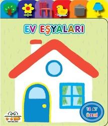 0-6 Yaş Yayınları - Ev Eşyaları - Yavru Ördek Serisi