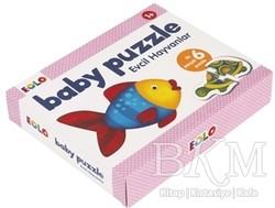 Eolo Yayıncılık - Evcil Hayvanlar - Baby Puzzle