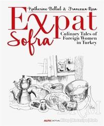 Alfa Aktüel Yayınları - Expat Sofra