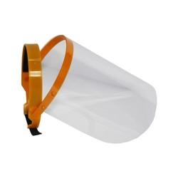 Face Shield - Face Shield Yüz Siperliği Turuncu