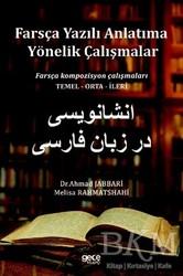Gece Kitaplığı - Farsça Yazılı Anlatıma Yönelik Çalışmalar