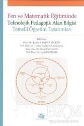 Anı Yayıncılık - Fen Ve Matematik Eğitiminde Teknolojik Pedagojik Alan Bilgisi