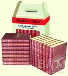 Karınca & Polen Yayınları - Fethu'l-Bari 15 Cilt Kitap Takım