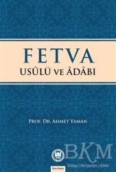 Marmara Üniversitesi İlahiyat Fakültesi Vakfı - Fetva