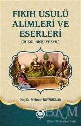 Marmara Üniversitesi İlahiyat Fakültesi Vakfı - Fıkıh Usulü Alimleri ve Eserleri