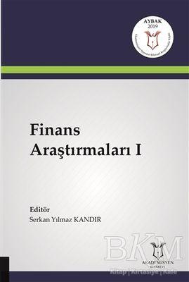 Finans Araştırmaları 1