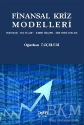 Der Yayınları - Finansal Kriz Modelleri