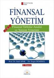 Papatya Yayıncılık - Finansal Yönetim