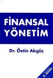 Avcıol Basım Yayın - Akademik Kitaplar - Finansal Yönetim
