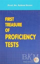 Pelikan Tıp Teknik Yayıncılık - First Treasure of Proficiency Tests
