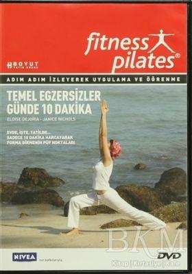 Fitness Pilates Temel Egzersizler Günde 10 Dakika