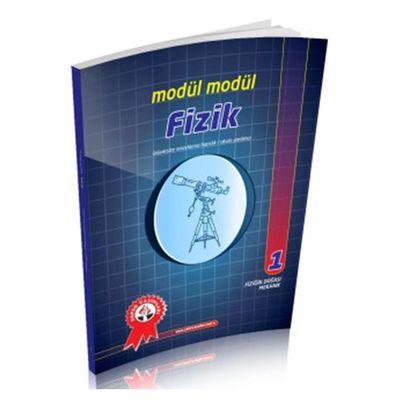 Fizik Modül Modül 1 Fiziğin Doğası Mekanik Zafer Yayınları