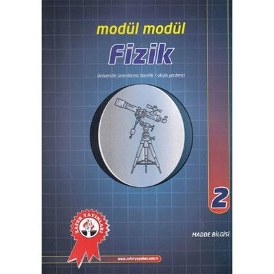 Fizik Modül Modül 2 Madde Bilgisi Zafer Yayınları