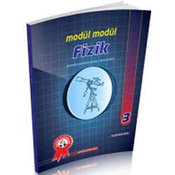 Zafer Dershaneleri Yayınları - Fizik Modül Modül 3 Elektrostatik Zafer Yayınları