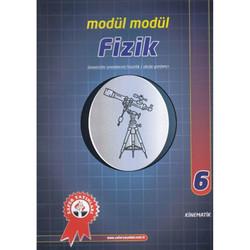 Zafer Dershaneleri Yayınları - Fizik Modül Modül 6 Kinematik Zafer Yayınları