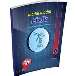 Zafer Dershaneleri Yayınları - Fizik Modül Modül 8 Manyetizma Zafer Yayınları