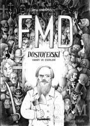 Flaneur Books - FMD Dostoyevski Hayatı ve Eserleri