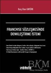 On İki Levha Yayınları - Franchise Sözleşmesinde Denkleştirme İstemi