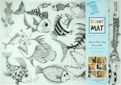Akademi Çocuk - Funny Mat - Funny Mat 1007 Balık Sürüsü
