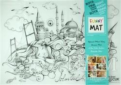Akademi Çocuk - Funny Mat - Funny Mat 1008 İstanbul