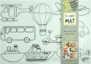Funny Mat 1012 Taşıtlar