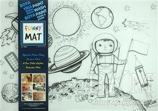 Funny Mat 1013 Uzay