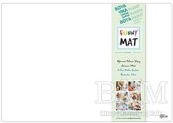 Akademi Çocuk - Funny Mat - Funny Mat Serbest Çalışma Büyük Boy