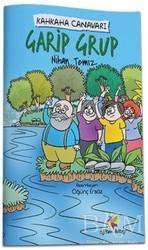 Eğiten Kitap Çocuk Kitapları - Garip Grup - Kahkaha Canavarı