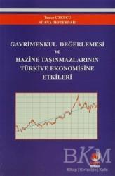 Adana Nobel Kitabevi - Gayrimenkul Değerlemesi ve Hazine Taşınmazlarının Türkiye Ekonomisine Etkileri