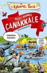 Timaş Yayınları - Geçit Vermez Çanakkale