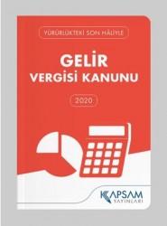 Kapsam Yayınları - Gelir Vergisi Kanunu (Cep Boy)