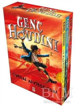 Genç Houdini Seti (3 Kitap)