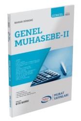Murat Yayınları - Genel Muhasebe II Kod:5021 Murat Yayınları