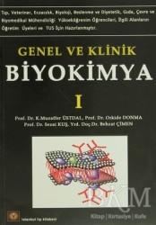 İstanbul Tıp Kitabevi - Genel ve Klinik Biyokimya 1