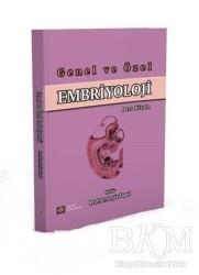İstanbul Tıp Kitabevi - Genel ve Özel Embriyoloji