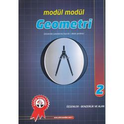 Zafer Dershaneleri Yayınları - Geometri Modül Modül 2 Üçgenler Benzerlik Ve Alan Zafer Yayınları