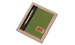 Gıpta - Gıpta Günlük Ajanda Kraft Kalem 17 X 24