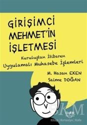 Der Yayınları - Girişimci Mehmet'in İşletmesi