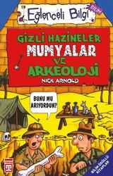Timaş Yayınları - Gizli Hazineler, Mumyalar ve Arkeoloji Eğlenceli Bilgi - 19