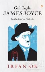 Cinius Yayınları - Gizli İngiliz James Joyce