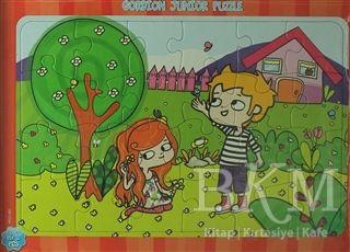 Gordion Junior Puzzle Kod 40121-002