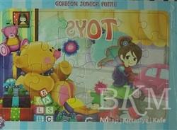 Gordion Games - Gordion Junior Puzzle (Kod 40121-003)