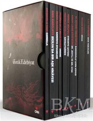 Gotik Edebiyat 10 Kitap Takım