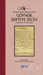 Çamlıca Basım Yayın - Göynük Şer'iyye Sicili