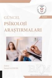 Akademisyen Kitabevi - Güncel Psikoloji Araştırmaları