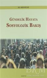 Araştırma Yayınları - Gündelik Hayata Sosyolojik Bakış