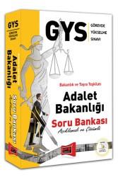 Yargı Yayınları - GYS Adalet Bakanlığı Açıklamalı ve Çözümlü Soru Bankası Yargı Yayınları