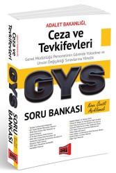 Yargı Yayınları - GYS Ceza ve Tevkifevleri Konu Özetli Açıklamalı Soru Bankası Yargı Yayınları