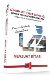 Yargı Yayınları - GYS Gümrük ve Ticaret Bakanlığı Mevzuat Kitabı Yargı Yayınları